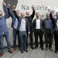 Cleared politicians slams trial as 'criminalisation of protest'