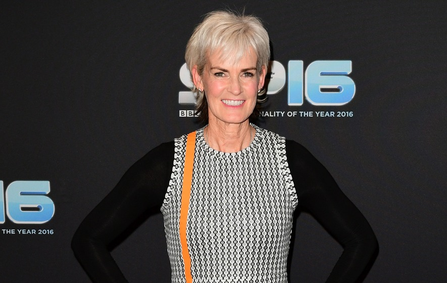 Judy Murray says Strictly Come Dancing rebuilt her confidence