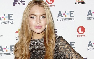 Sleb Safari: Lindsay Lohan offers all-access pass to her life with new lifestyle website