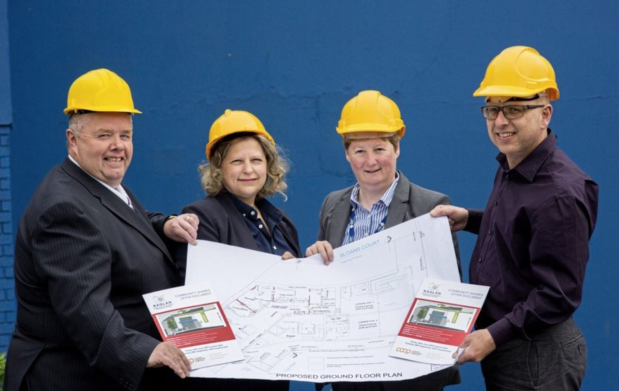 New share-scheme project aims to transform deprived area of Ballymena