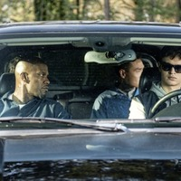 Writer/director Edgar Wright and cast on making Baby Driver