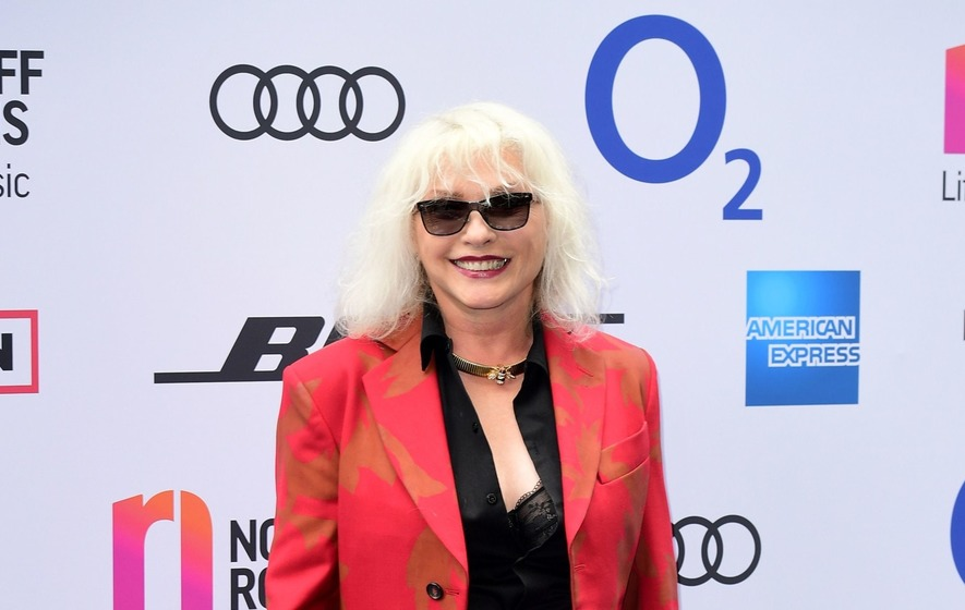 Blondie's Debbie Harry slams President Trump's environmental policy