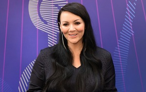 Martine McCutcheon shares joy at making music again after battle with illnesses