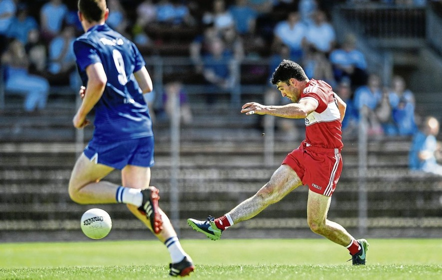 Mayo make hard work of it against Derry