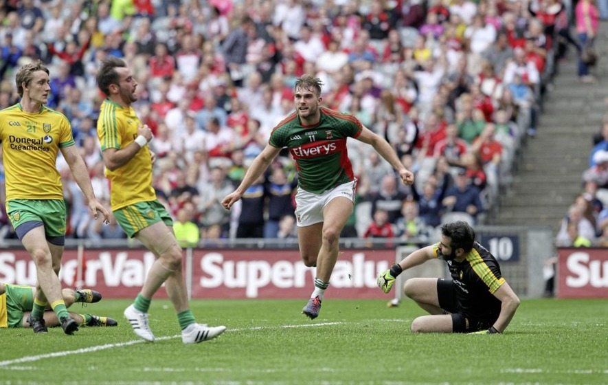 Testing afternoon for Mayo as they fought off Derry at McHale Park