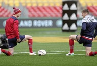 Lions playmakers Johnny Sexton and Owen Farrell backed to strike up perfect partnership