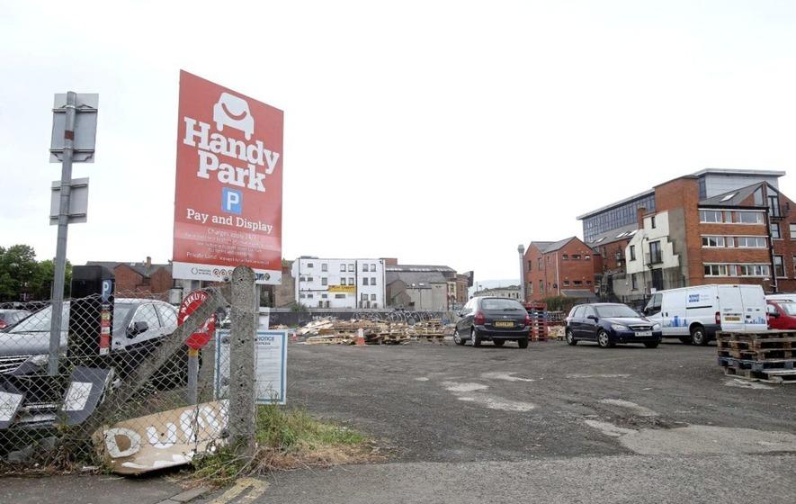 Posnett Street Car Park Belfast