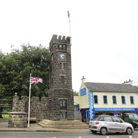 Council criticised for putting up flagpole and Union flag in Co Derry village