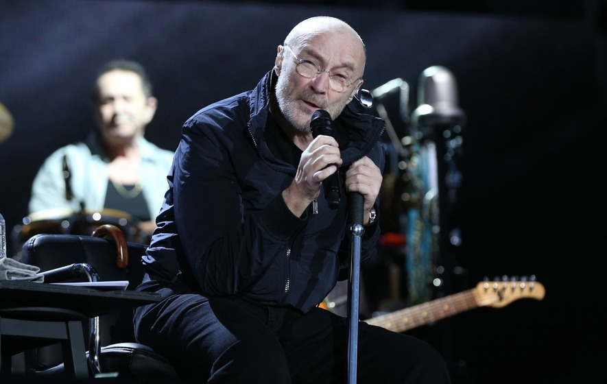 Phil Collins declares he missed performing as he rocks crowd at British Summer Time