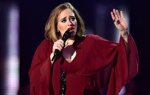 Adele fans gather at Wembley to sing for sick star