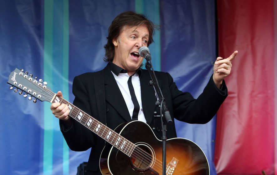 Sir Paul McCartney: Pre-show drinking made me forget the words