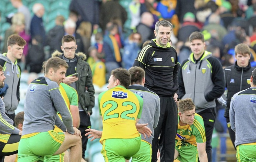 Rory Gallagher's Donegal side draw away trip to Meath in GAA All-Ireland Qualifiers