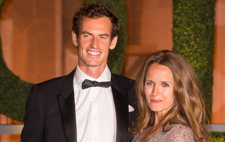 Andy Murray is 'very happy' about becoming a father again