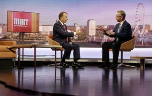 Michael Gove: 'Unfair' to call Tories' £1bn DUP deal a bung
