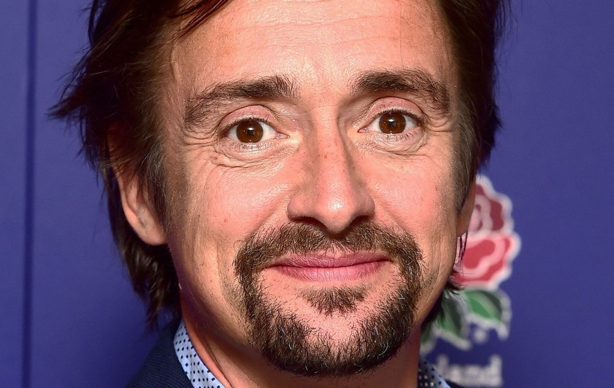 Richard Hammond has cycling questions as doctors tell him to get on his bike