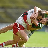 Brave Derry exit All-Ireland SFC at hands of Mayo in Castlebar