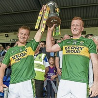 Kerry beat Cork to claim fifth consecutive Munster football title