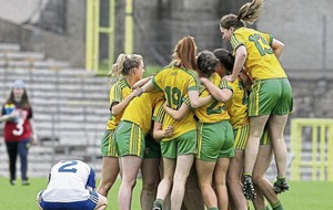 Donegal dethrone Monaghan to take Ulster ladies' football title