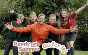 Leona O'Neill: Get set for school holiday activities