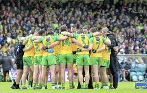 Away trip to Meath is a tough draw says Donegal boss Rory Gallagher