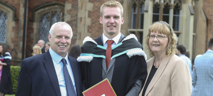 Queen's University, Belfast graduations - Monday July 3, 2017