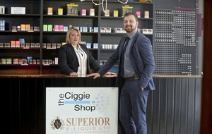 Two NI vaping companies to create 60 new jobs with merger