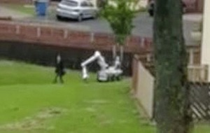 Hoax bomb woman thought Derry security alert was over
