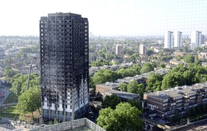 Boy (2) identified as Grenfell Tower victim