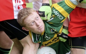 Ban the back pass and upgrade the 'mark': former Antrim ace Kieran McGourty