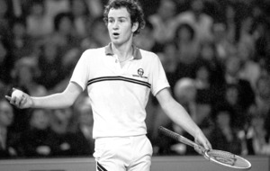 Tennis veteran John McEnroe is 'mellow' – seriously