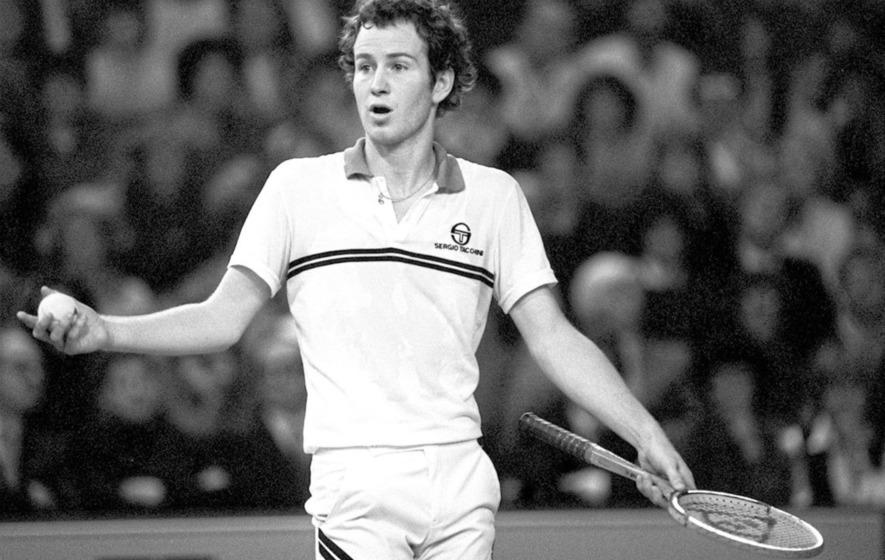Tennis veteran John McEnroe is 'mellow' – seriously - The ...