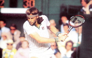 On this Day, July 5 1980: Bjorn Borg won his fifth consecutive men's title at Wimbledon
