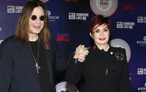 Sharon Osbourne pays tribute to husband Ozzy on their wedding anniversary