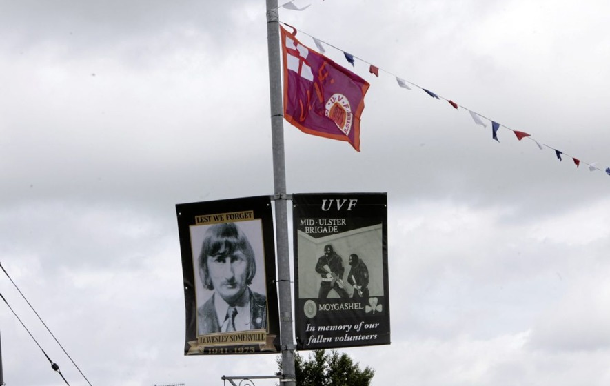 Planning officials asked to investigate UVF banner