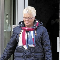 Football club seeks legal advice over 'outrageous' Ruth Patterson claims