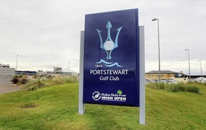 Excitement builds ahead of Irish Open tee-off in Portstewart