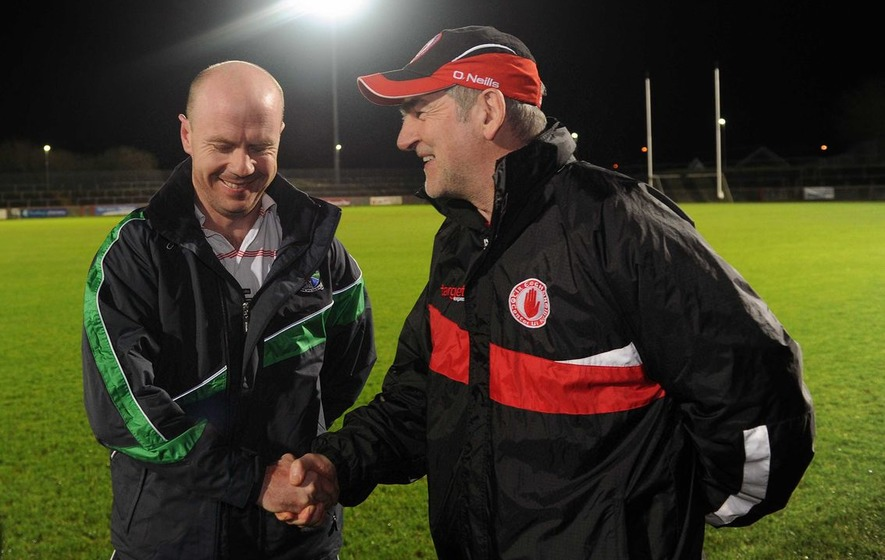 Tyrone boss Mickey Harte hits out at 'celebrity analyst soundbites'