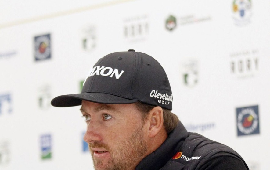 Graeme McDowell hopes home comforts can help him to Irish Open victory