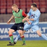 Irish League teams need summer football to make European splash: Ballymena United's Stephen McAlorum