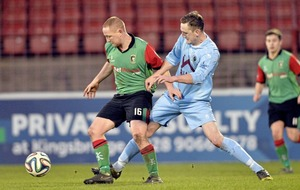 Irish League teams need summer football to make European splash: Ballymena United's Stephen McAlorum