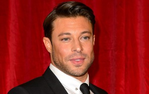 Duncan James: I was nervous about kissing Adam Rickitt in Hollyoaks