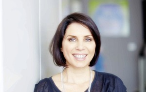 Sadie Frost's new-found nourishment