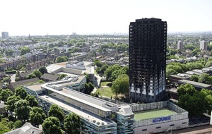 Stormont offers to pay for cladding tests in response to the Grenfell Tower tragedy