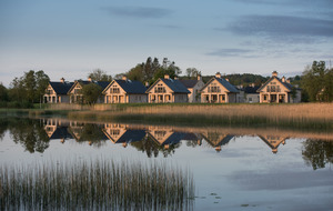 Luxury at Lough Erne Village par for the course