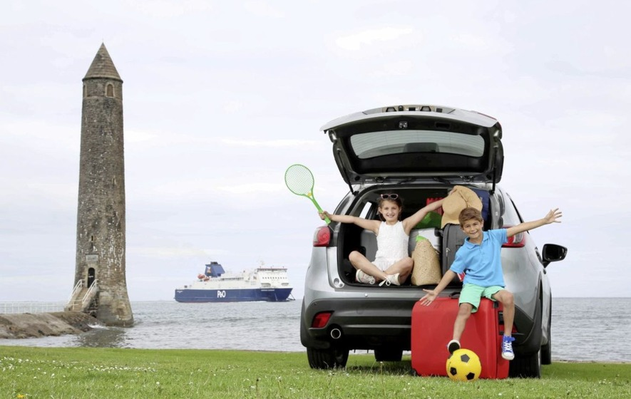 Ferry good kids freebie with P&O sailings to Scotland