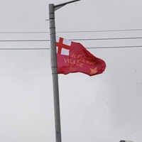 Concerns raised after UVF flags erected in Co Tyrone