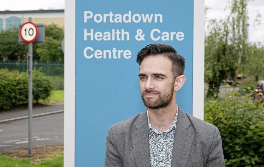 International health expert living in Co Armagh 'forced to go to Australia' to get GP appointment