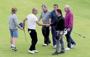 Irish Open: If you're looking for your balls, lads, you might  want to turn around...