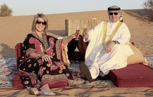 TV review: Eamonn and Ruth sample the life of luxury in Dubai