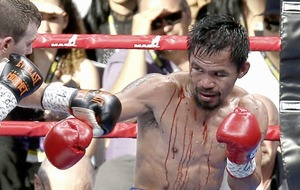 Time for faded champion Manny Pacquiao to bid farewell to the ring